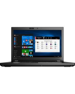 "Lenovo ThinkPad P52 20M9000FUS 15.6"" Mobile Workstation - Core i7 i7-8750H - 16 GB RAM - 512 GB SSD - Windows 10 Pro 64-bit"