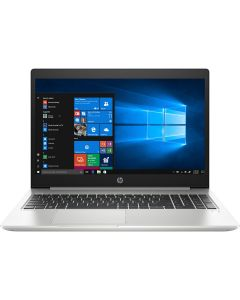 "HP ProBook 450 G6 15.6"" Notebook - Core i3 i3-8145U - 4 GB RAM - 500 GB HDD - Natural Silver - Windows 10 Home 64-bit"
