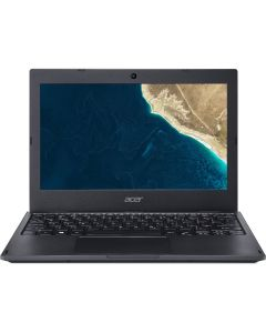 "Acer TravelMate B1 B118-M TMB118-M-C80T 11.6"" Notebook - Celeron N4000 - 4 GB RAM - 64 GB Flash Memory - Windows 10 Pro Education 64-bit"
