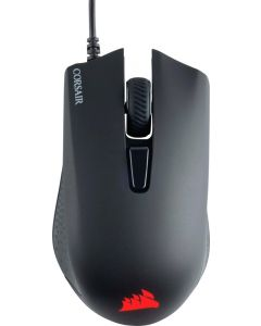 CORSAIR - HARPOON Wired RGB USB Optical Gaming Mouse - Black