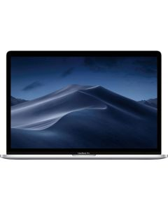 "Apple - MacBook Pro - 15"" Display with Touch Bar - Intel Core i7 - 16GB Memory - AMD Radeon Pro 555X - 256GB SSD - Silver"