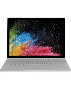 "Microsoft - Surface Book 2 - 13.5"" Touch-Screen PixelSense™ - 2-in-1 Laptop - Intel Core i7 - 16GB Memory - 512GB SSD - Silver"