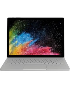 "Microsoft - Surface Book 2 - 13.5"" Touch-Screen PixelSense™ - 2-in-1 Laptop - Intel Core i5 - 8GB Memory - 128GB SSD - Platinum"