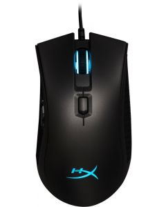 HyperX - Pulsefire FPS Pro Wired Optical Gaming Mouse with RGB Lighting - Black