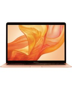 "Apple - MacBook Air 13.3"" Laptop with Touch ID - Intel Core i5 - 8GB Memory - 128GB Solid State Drive (Latest Model) - Gold"