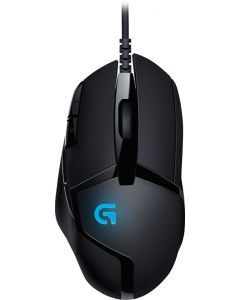 Logitech - G402 Hyperion Fury Optical Gaming Mouse - Black