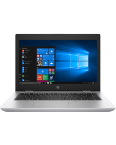 "HP ProBook 640 G5 14"" Notebook - Core i5 i5-8365U - 8 GB RAM - 16 GB Optane Memory - 256 GB SSD - Windows 10 Pro 64-bit"
