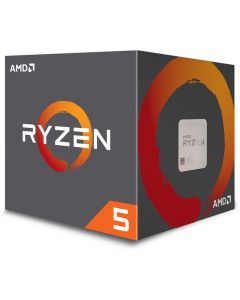 AMD Ryzen 5 2600 Hexa-core (6 Core) 3.40 GHz Processor - Retail Pack - 16 MB Cache - 3.90 GHz Overclocking Speed - 12 nm - Socket AM4