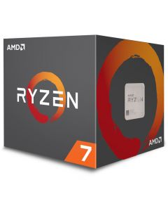 AMD Ryzen 7 2700 Octa-core (8 Core) 3.20 GHz Processor - Retail Pack - 16 MB Cache - 4.10 GHz Overclocking Speed - 12 nm - Socket AM4