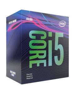 Intel Core i5 i5-9400F Hexa-core (6 Core) 2.90 GHz Processor - Retail Pack - 9 MB Cache - 4.10 GHz Overclocking Speed - 14 nm - Socket H4 LGA-1151