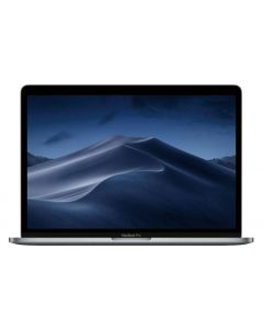 "Apple - MacBook Pro - 15"" Display with Touch Bar - Intel Core i7 - 16GB Memory - AMD Radeon Pro 560X - 512GB SSD - Space Gray"